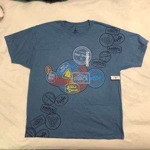 NWT Disney's Parks Shirt XL